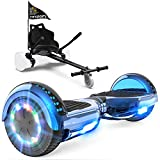 Best Hoverboards - GeekMe hoverboards go kart attachment, Hoverboards with Hoverkart Review