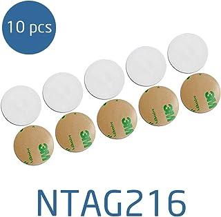 ملصق جو توتاكس الدوري الوطني لكرة القدم الأمريكية - ملصق - NTAG216 - دائري 30 ملم - 10 قطع