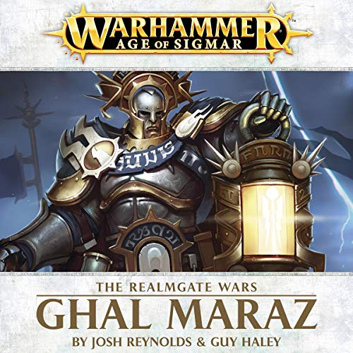 Ghal Maraz: Age of Sigmar audiobook cover art