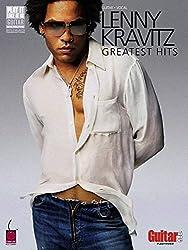 Lenny kravitz greatest hits gtab guitare