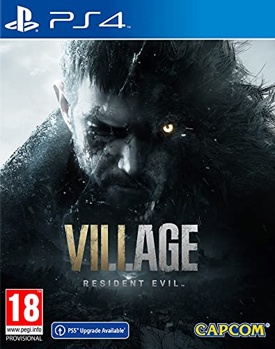 Resident Evil Village - Upgrade PS5 available - Playstation 4