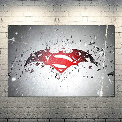 Puzzle 1000 piezas Pintura de seda de arte bat héroe puzzle 1000 piezas paisajes Rompecabezas de juguete de descompresión intelectual50x75cm(20x30inch)