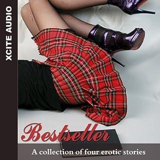 Bestseller audiobook cover art