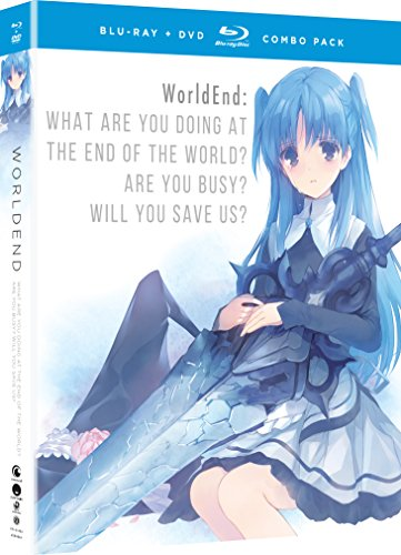 WorldEnd - What Do You Do at the End of the World? Are You Busy? Will You Save Us? - The Complete Series [Blu-ray]