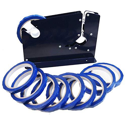 832154 Dispensador de cinta selladora de cuello de bolsa de nailon