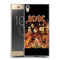 オフィシャル AC/DC ACDC ハイウェイ・トゥー・ヘル・ファイア アルバムカバー Sony Xperia XA1 Ultra/Dual 専用ソフトジェルケース
