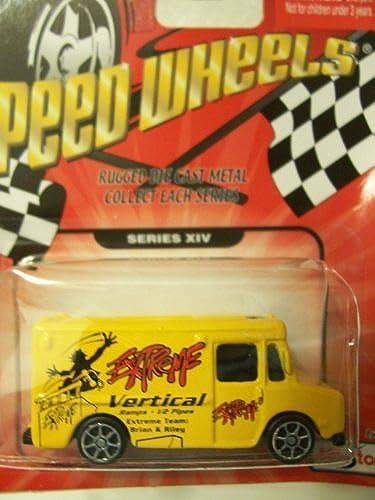 Venta en línea precio bajo descuento Speed Wheels Panel Truck  Extreme Extreme Extreme verdeical (Series XIV) by Speed Wheels  precios razonables