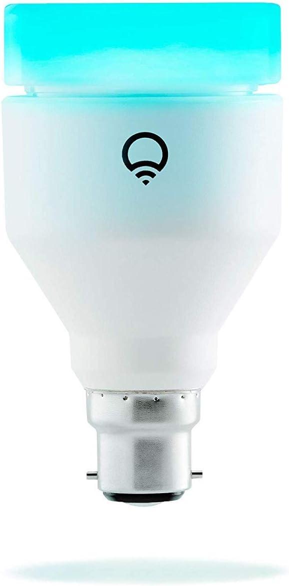 Bombilla de luz LED inteligente Wi-Fi
