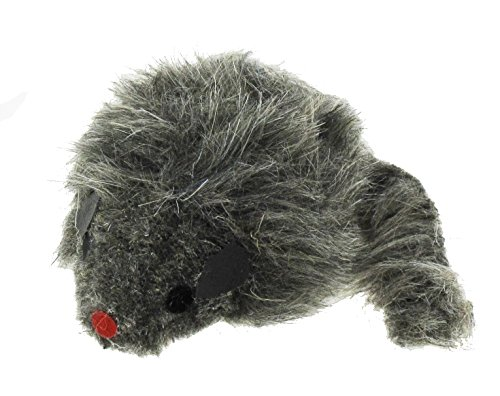 Vitakraft Katzenspielzeug Maus aus Fell
