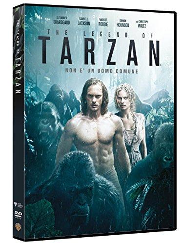 The Legend of Tarzan (4K Ultra HD Blu-ray) UK-Import, Sprache-Englisch
