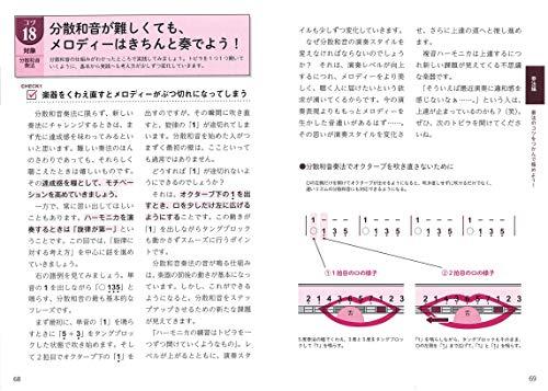 もっと美しく奏でる複音ハーモニカ10の奏法をマスターする本(コツがわかる本!)