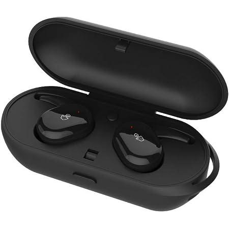 truke Fit 2 in-Ear True Wireless Bluetooth Headphones (TWS) with Mic (Black)
