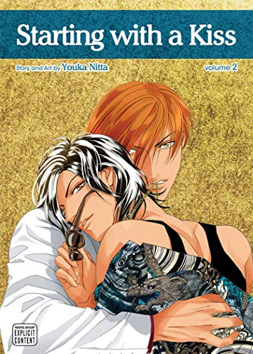 STARTING WITH A KISS GN VOL 02 (A)