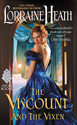 The Viscount and the Vixen (Hellions of Havisham)