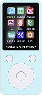Portable Bluetooth MP3 Player, Music MP3 MP4 Player 8G Bluetooth Support 32G Memory Card Round Buttons Support Multiple Pl... photo