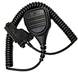 Lapel Shoulder Mic Heavy Speake Mic Compatible for Motorola Radio XTS1500 XTS2500 XTS3000 XTS3500 XTS5000 XTS5000r JT1000 HT1000 MTS2000 MTX9000 MTX960 GP9000 GP900 GP1200 Two Way Radio
