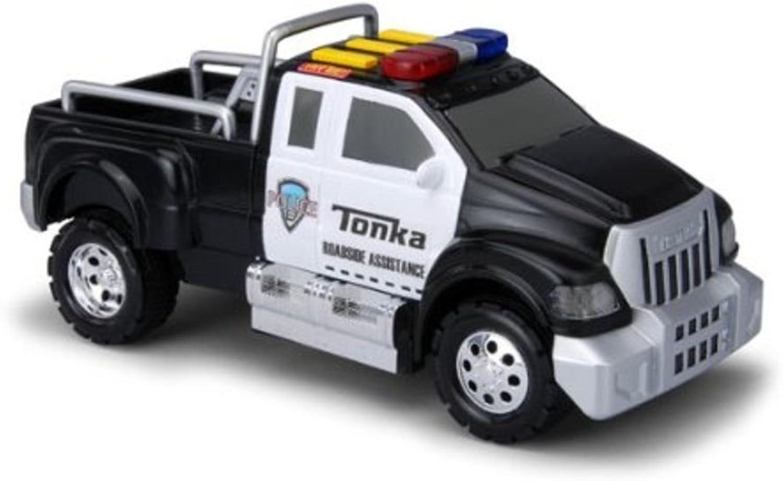 Tonka Lights and Sounds Mighty Fleet Police Pickup