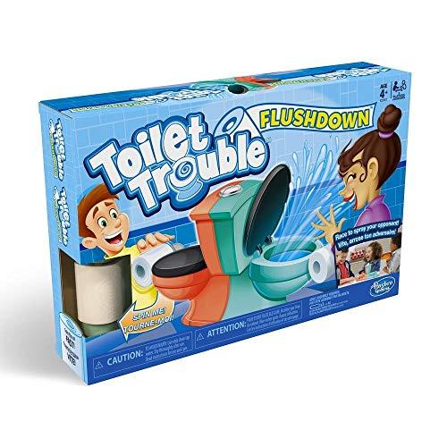 Jogo Banheiro Maluco O Duelo, Hasbro Gaming, Multicor