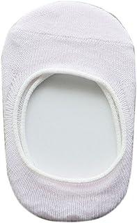 Da. WA bebé Super suave de algodón verano Invisible calcetines rosa rosa Talla:M