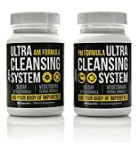 Best Whole Body Cleanses - AM/PM Ultra Cleansing System Detox Kit w/ 100% Review