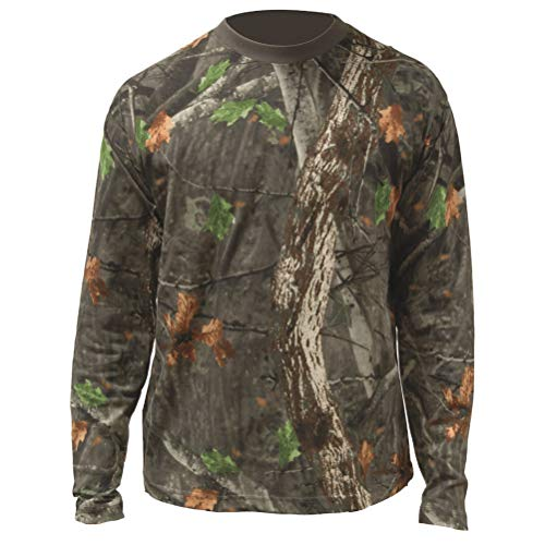 Highlander Treedeep Pays Camouflage Manche Longue T-Shirt - Camouflage, Large