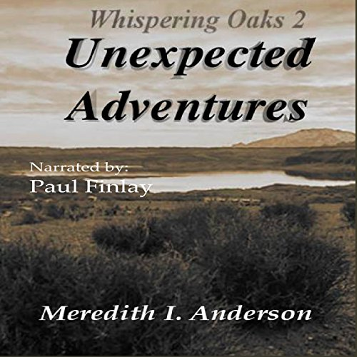 Unexpected Adventures audiobook cover art