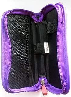 Diabetic Insulin Pen/Medication Cooler Case,for 1's Pen - w/2x Ice Packs -Small (Purple)