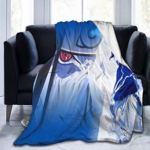 Manta suave y cálida con estampado digital de anime, ultra suave, 10 – 80 x 60