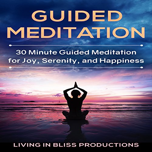 Guided Meditation audiobook cover art