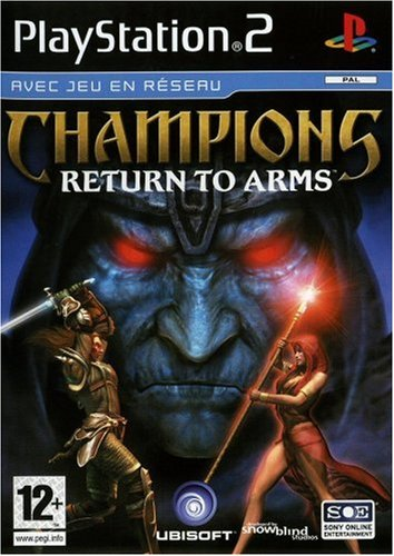 Champions : Return to Arms [FR Import]