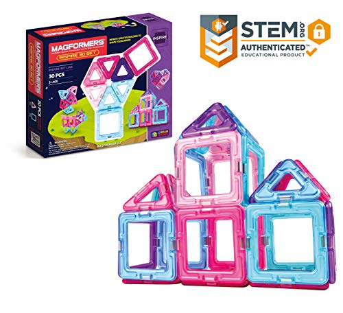 Magformers Inspire Set (30-pieces)...