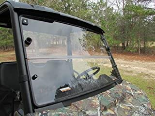 Seizmik Polaris Ranger Mid Size Versa-Fold Shield 24003