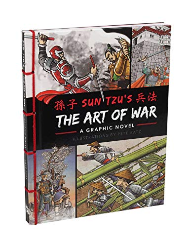 Compare Textbook Prices for The Art of War: A Graphic Novel Illustrated Edition ISBN 9781684124299 by Tzu, Sun,Katz, Pete