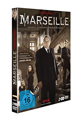 Serie Marseille mit Gérard Depardieu – Staffel eins [2 DVDs] - 2