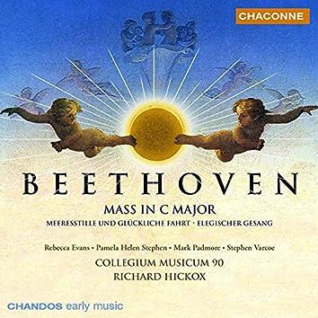 Beethoven: Mass in C Major, Elegischer Gesang & Meeresstille un Glückliche Fahrt