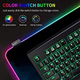 Zoom IMG-2 ruocherg tappetino mouse gaming rgb
