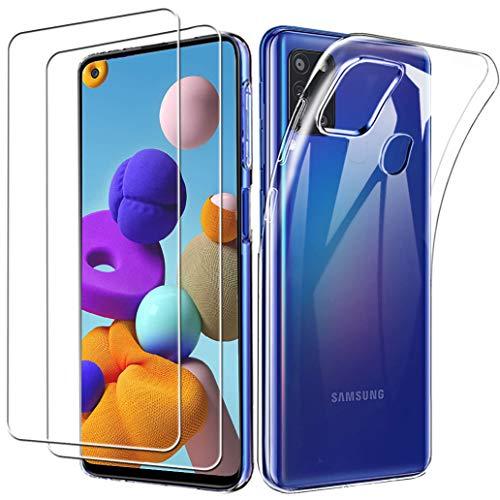 Yoowei per Samsung Galaxy A21s Cover...