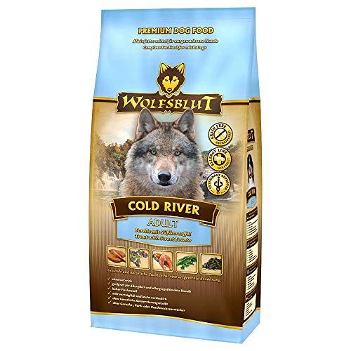 Wolfsblut | Cold River | 15 kg | Forelle | Trockenfutter | Hundefutter | Getreidefrei