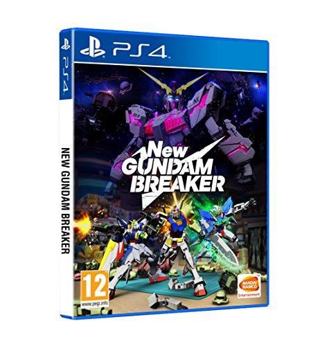 New Gundam Breaker - PlayStation 4 [Importación italiana]