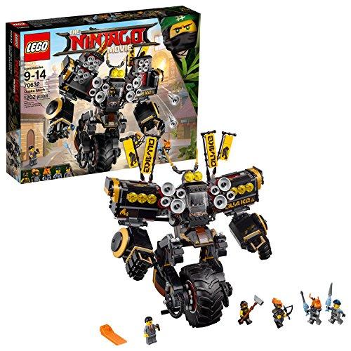 前13 LEGO ninjago电影火机甲70615建筑成套工具944件2020