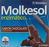 YNSADIET Molkesol Chocolate Enzimático con Stevia - 30 Sobres