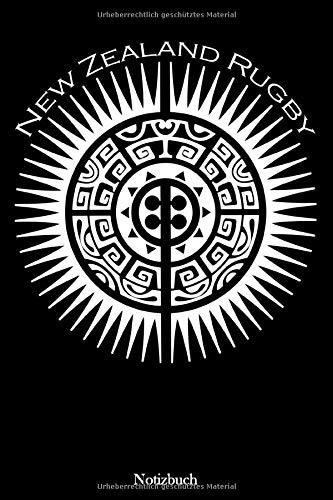 Notizbuch: Maori Kia Ora | Für Notizen, To-Dos und viels mehr |104 Seiten | Format ca. A5 |