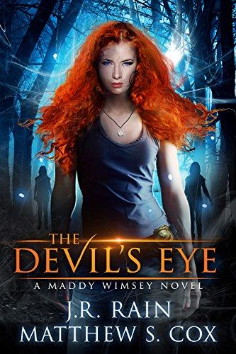 The Devil's Eye by J.R. Rain ebook deal