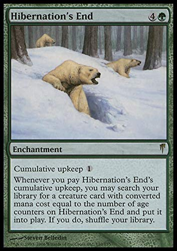 Magic: the Gathering - Hibernation's End - Coldsnap