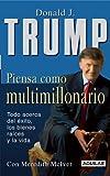 Piensa como multimillonario (Think Like a Billionaire) (Spanish Edition)
