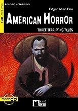 American Horror, w. Audio-CD