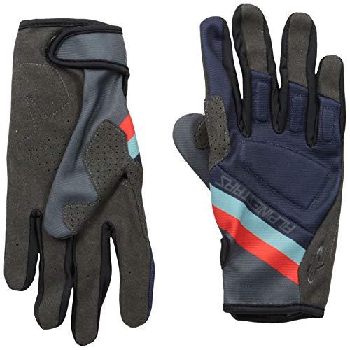 Alpinestars Aspen Pro Gant pour Homme L Noir, Anthracite, Bleu, Rouge.
