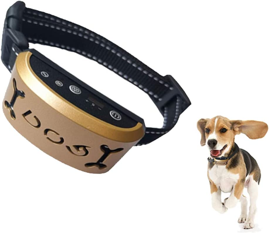 Waterproof Dog Shock Collar Choice for Medium Recharg Dogs Large Small 4 years warranty