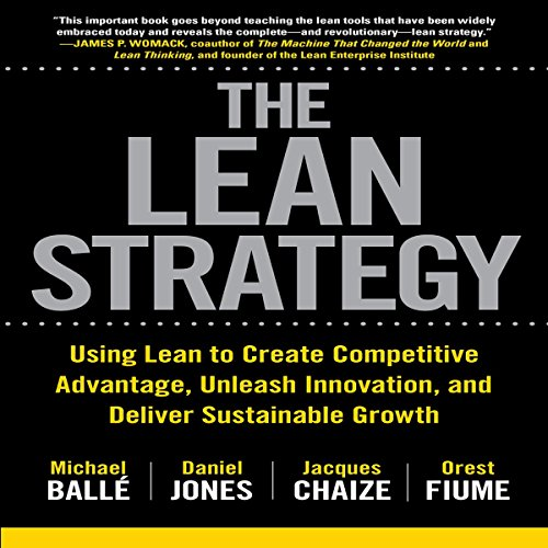The Lean Strategy cover art