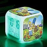 BZL POP Geburtstagsgeschenk Die Simpsons Bunte Far